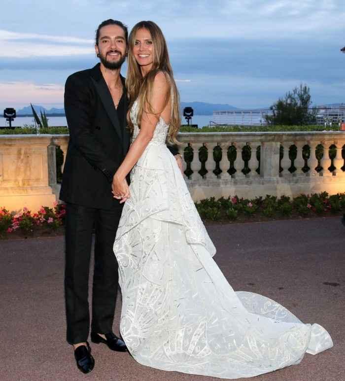 Le nozze segrete di Heidi Klum! 1