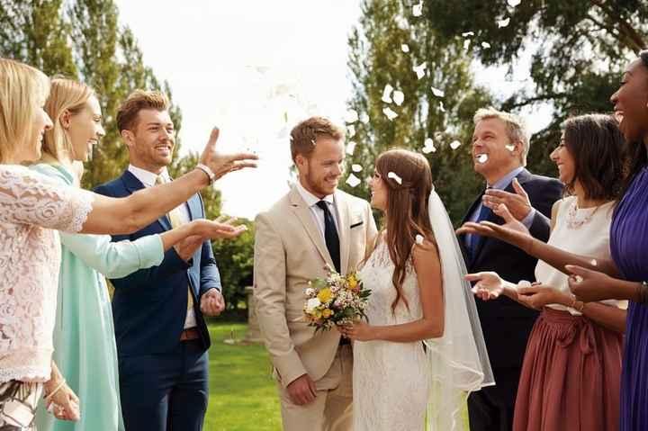Qual è l'anno delle vostre nozze?