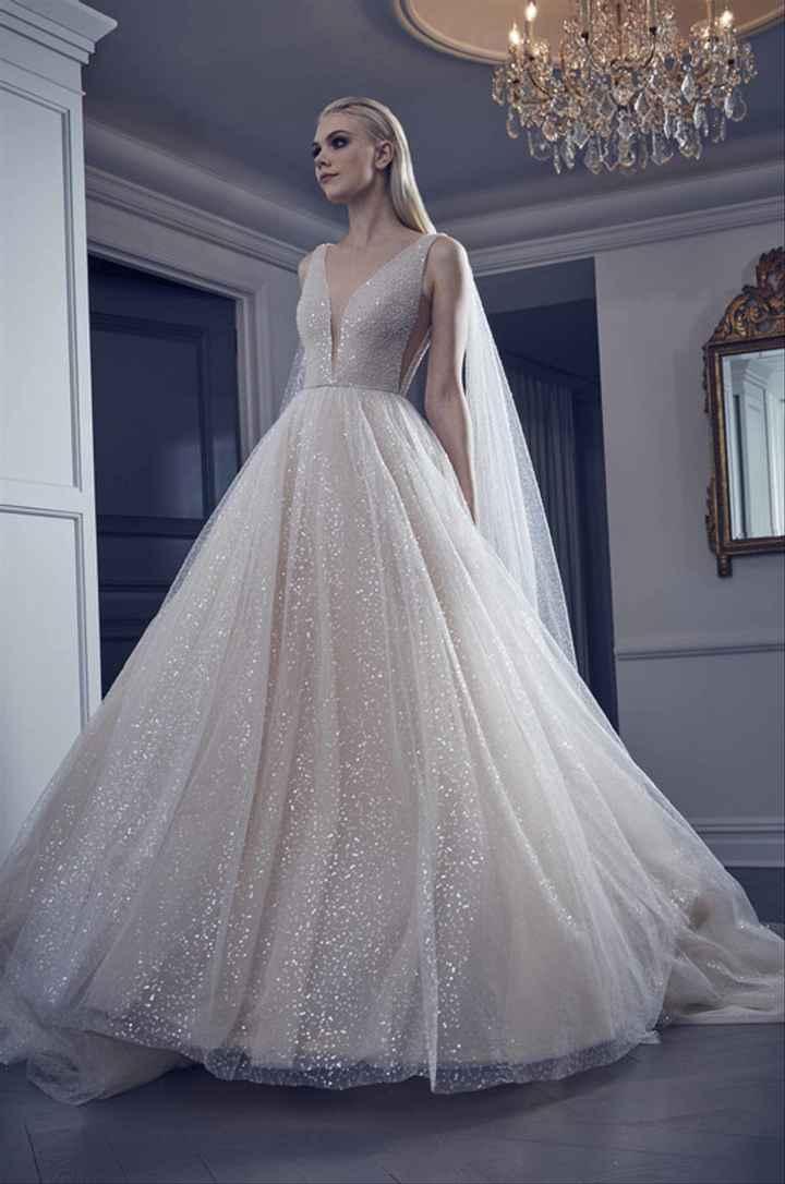 Abiti da sposa sparkling: sì o no? - 1