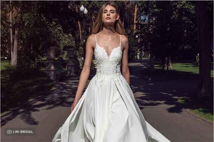 Avete già scelto il vostro abito da sposa? - 1