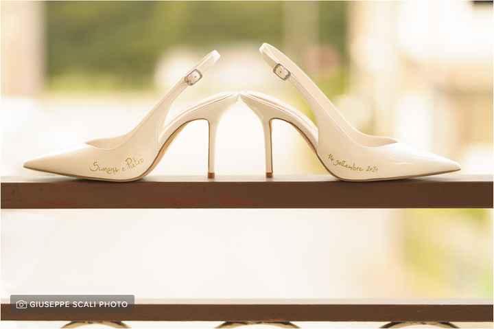 Personalizzerete le vostre scarpe da sposa? - 1