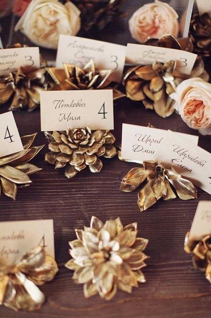Segnaposto Matrimonio Invernale.Matrimonio In Inverno I Segnaposto Organizzazione Matrimonio