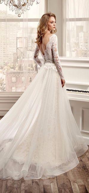 9e30aaa3b7ae Abito da sposa con maniche lunghe  - Moda nozze - Forum Matrimonio.com