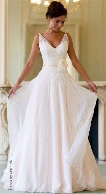 8511d8f9d0f9 Definisci ogni dettaglio del tuo vestito da sposa - Moda nozze ...