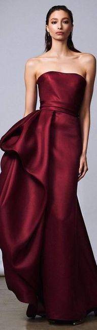 Vestiti Da Sposa Bordeaux.Abiti Da Sposa Bordeaux Moda Nozze Forum Matrimonio Com
