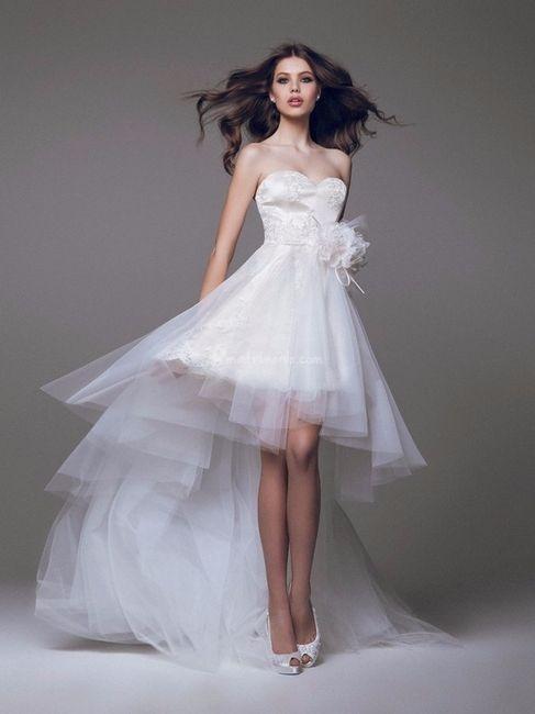 Vestiti da sposa a prato