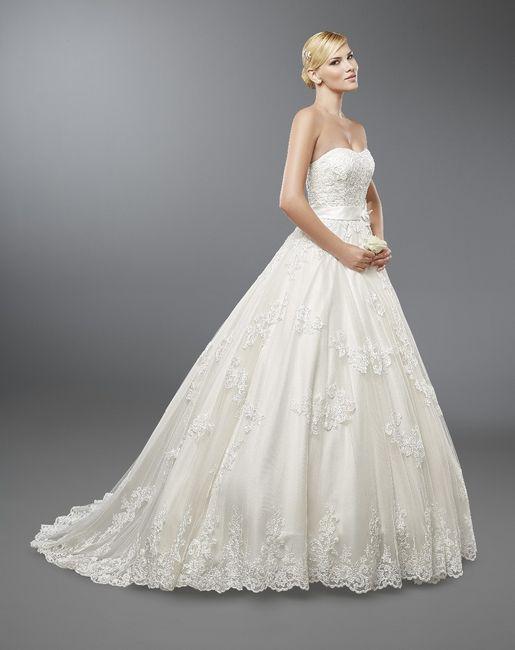48aae0a9e2fe L abito da sposa in base al colore della vostra pelle! - Moda nozze ...