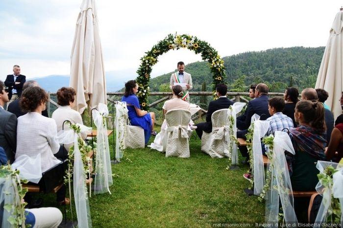 Registro Firme Matrimonio Simbolico : La scelta rito civile religioso misto o simbolico