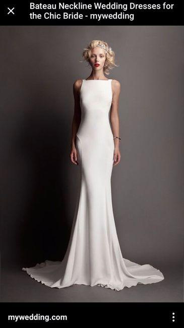 d7db48e07e25 Cosa pensereste di una sposa con questo abito  - Moda nozze - Forum ...