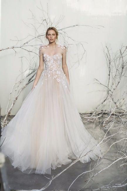 Scopri il colore delle tue nozze....l'abito da sposa 4