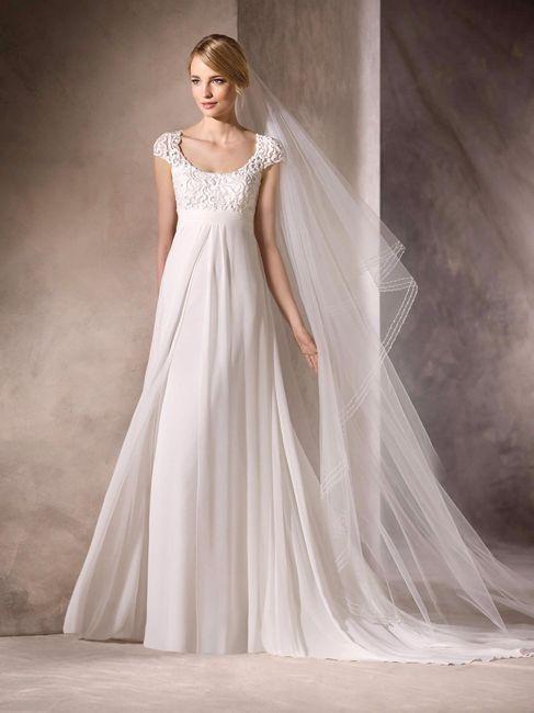 Scopri il colore delle tue nozze....l'abito da sposa 2