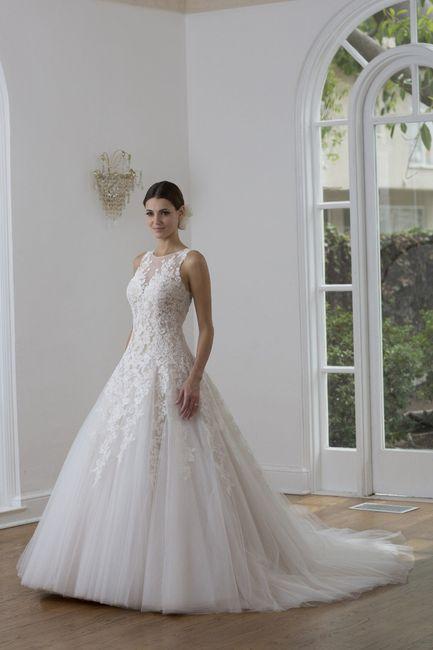 Scopri il colore delle tue nozze....l'abito da sposa 3