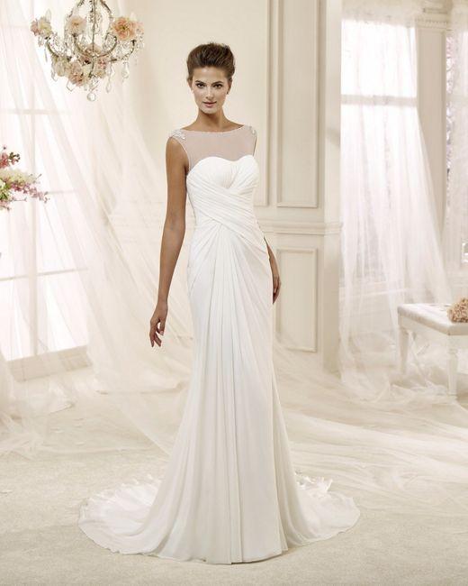 Scopri il colore delle tue nozze....l'abito da sposa 5