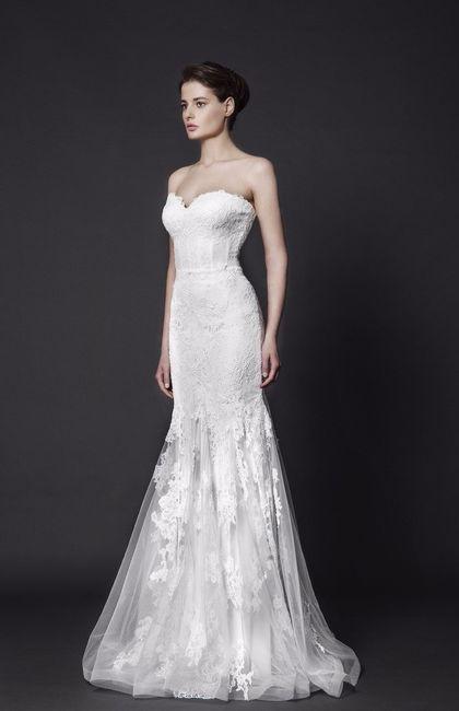 Scopri il colore delle tue nozze....l'abito da sposa 6