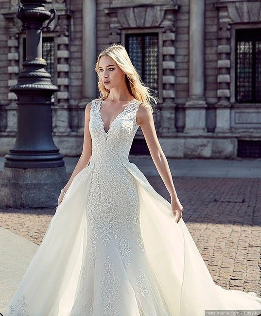 Scopri il colore delle tue nozze....l'abito da sposa 8
