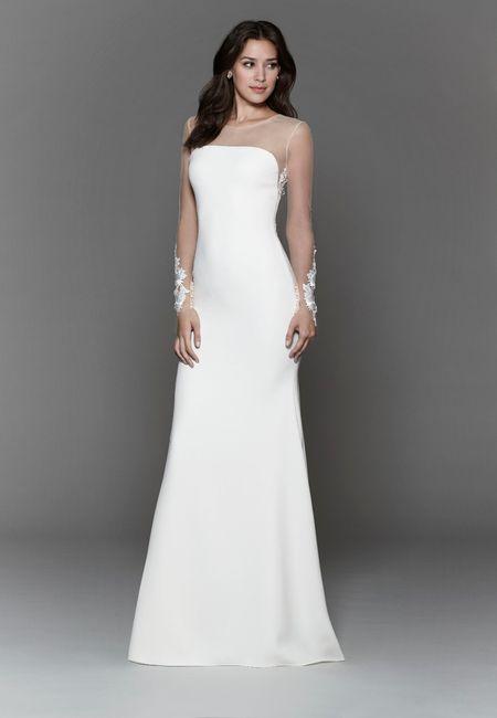 Scopri il colore delle tue nozze....l'abito da sposa 9