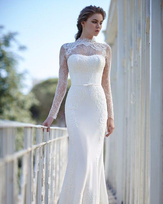 Scopri il colore delle tue nozze....l'abito da sposa 11