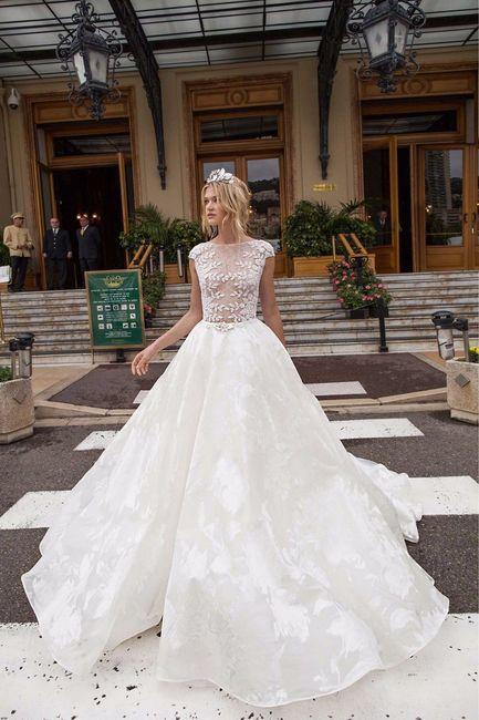 Scopri il colore delle tue nozze....l'abito da sposa 12
