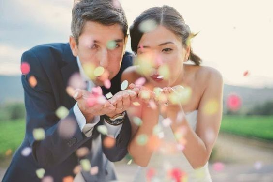 Colore di nozze