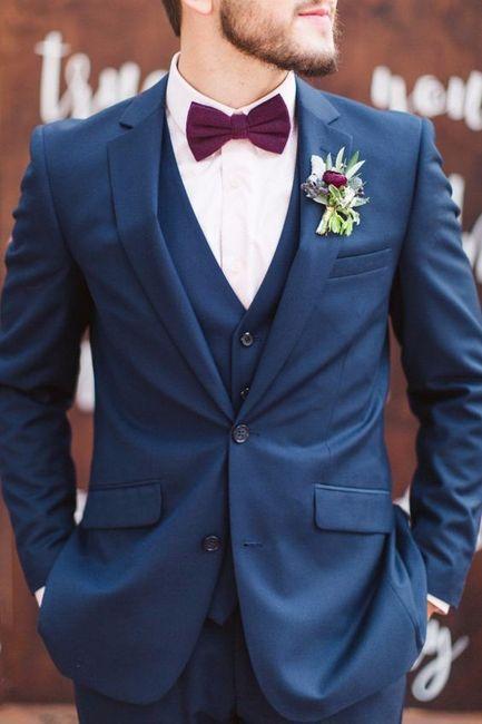 Se ti sposassi domani...il look sposo 🤵 1