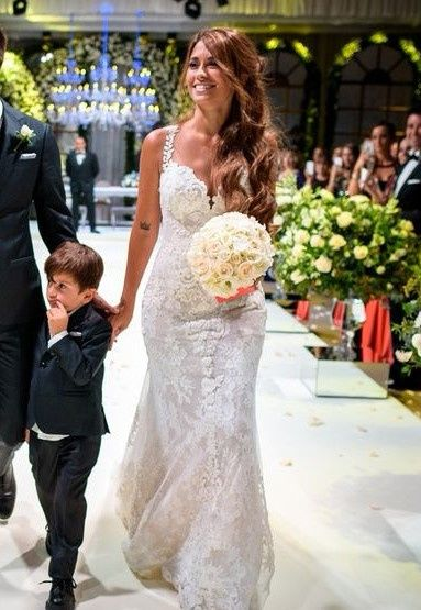 Matrimoni Vip Toscana : Matrimoni vip l abito 👰 pagina moda nozze