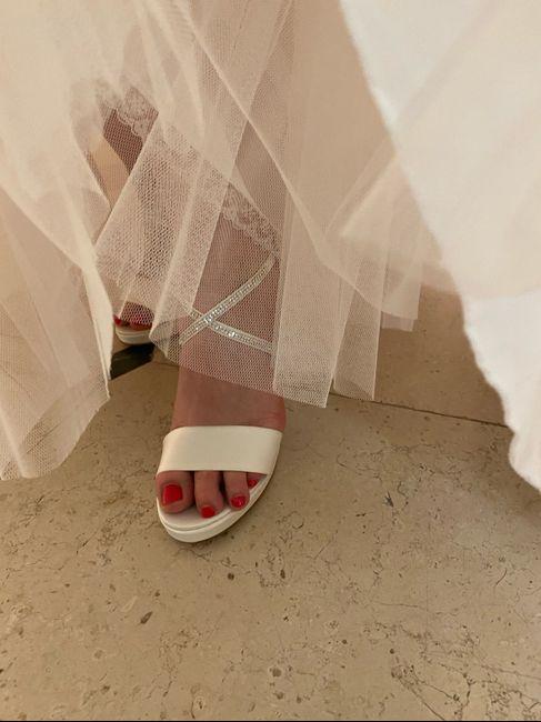 Sandali argento: sì o no? 5