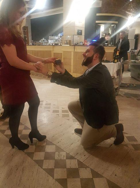 Avete una foto del momento della proposta? 💍📸 23
