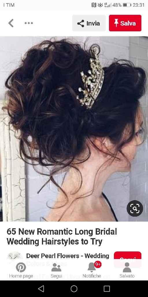 Acconciatura tiara - 8