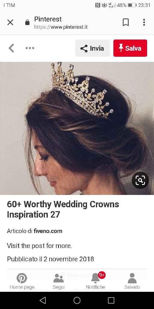 Acconciatura tiara - 9