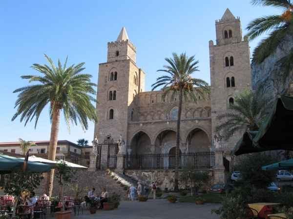 Duomo di cefalù pa  - 1
