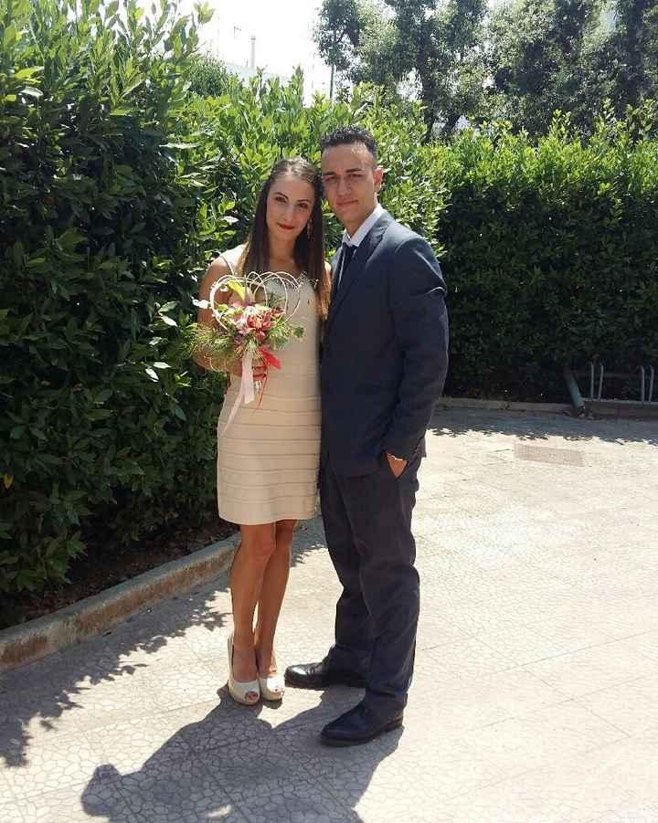 Sposi che celebreranno le nozze il 20 Settembre 2017 - Lecce - 2