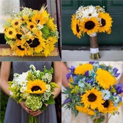 Matrimonio Fiori Girasole : Fiori consigliati per un matrimonio a luglio moda nozze forum