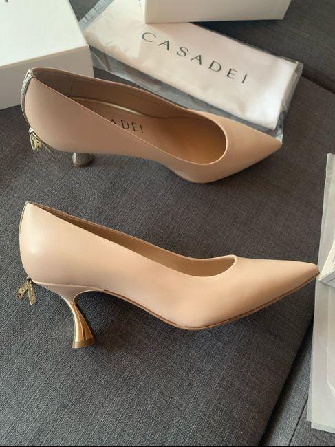 Le mie scarpe da sposa saranno... 2