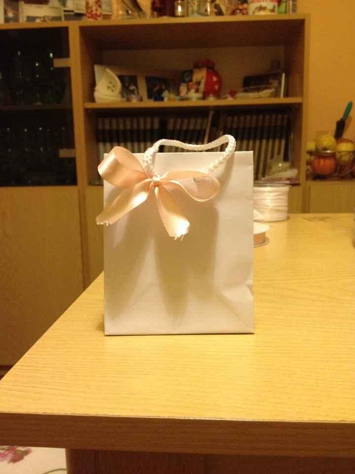 Wedding bag Torino - 1