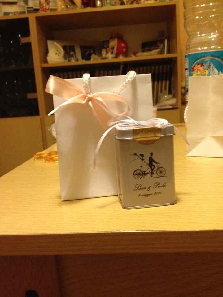 Wedding bag Torino - 2