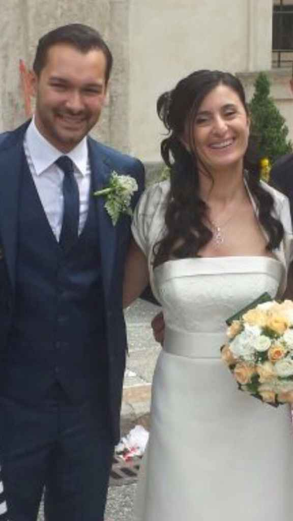 Il mio matrimonio :-) - 1