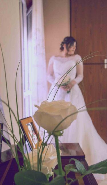 Foto della Camera da letto il giorno delle nozze 16