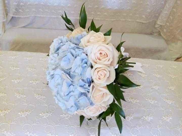 Abbinamento bouquet - 4