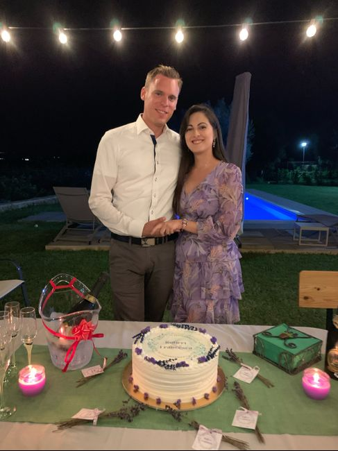 Our engagement party ❤️💍 9