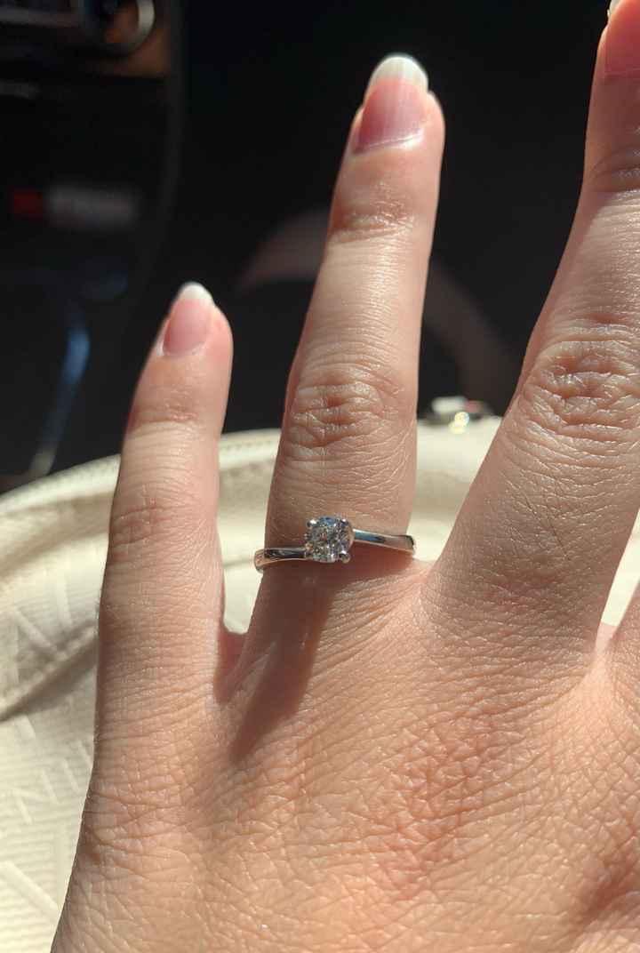 Come è stata la vostra proposta di matrimonio? - 6