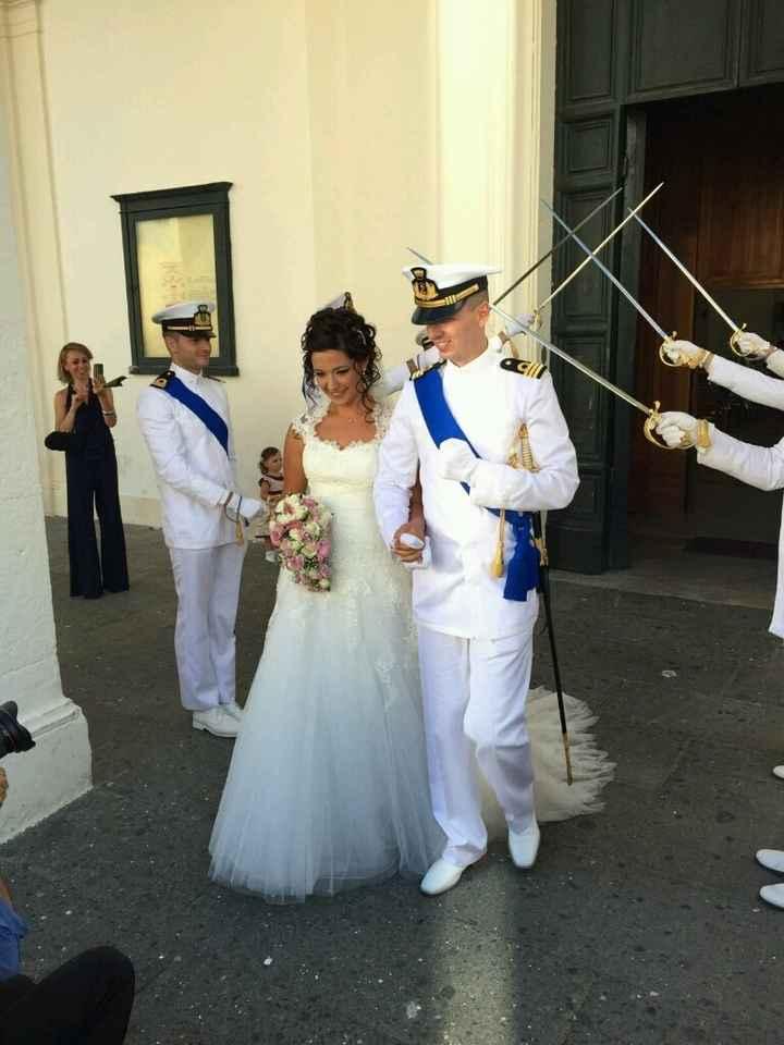 Sposi che celebreranno le nozze il 29 Agosto 2015 - Roma - 1