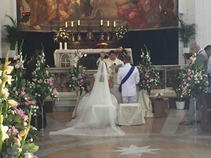 Sposi che celebreranno le nozze il 29 Agosto 2015 - Roma - 4