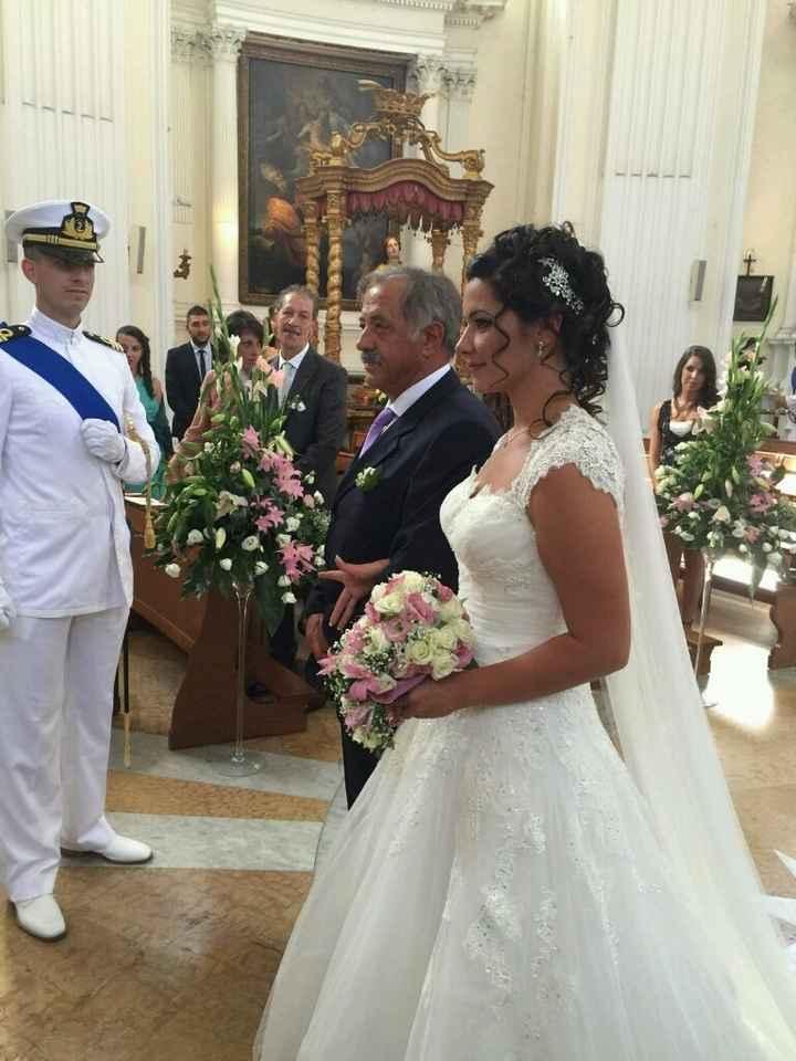 Sposi che celebreranno le nozze il 29 Agosto 2015 - Roma - 6