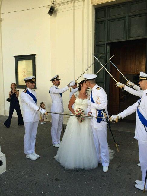 Sposi che celebreranno le nozze il 29 Agosto 2015 - Roma - 2