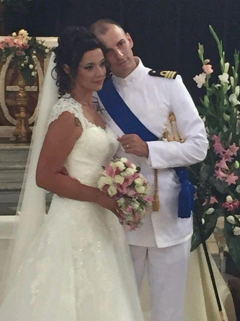 Sposi che celebreranno le nozze il 29 Agosto 2015 - Roma - 3
