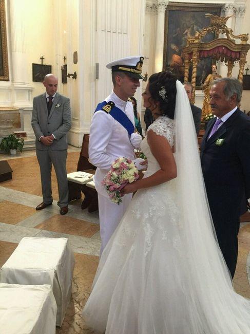 Sposi che celebreranno le nozze il 29 Agosto 2015 - Roma - 5
