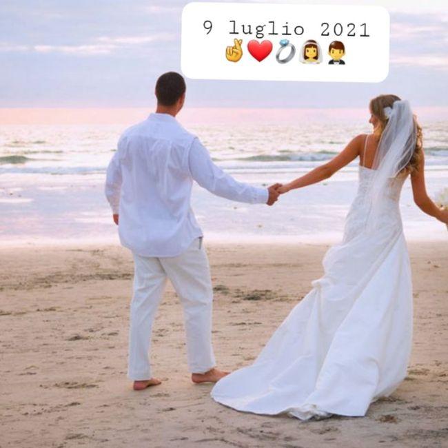 Sposi che celebreranno le nozze il 9 Luglio 2021 - Palermo 1