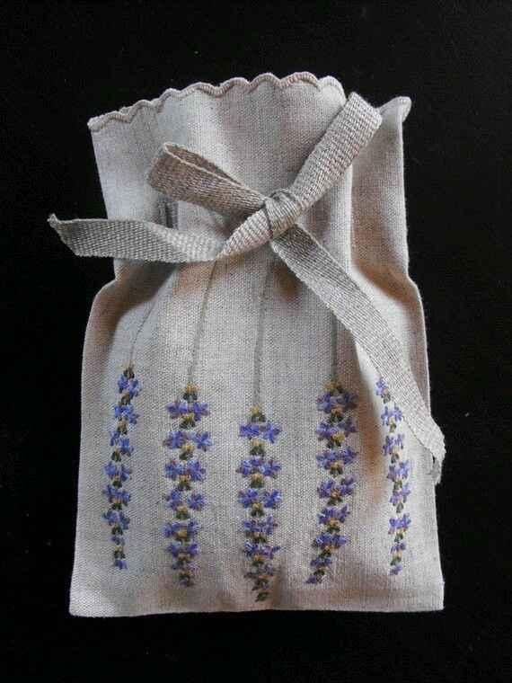 Bomboniere: sacchetti di lavanda - 11