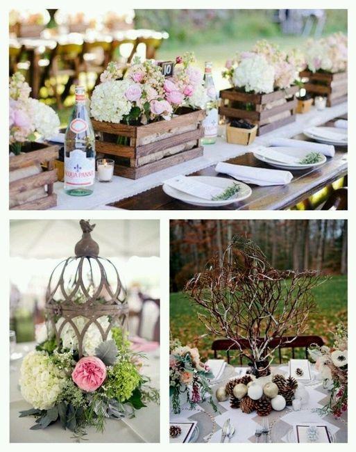 Matrimonio Tema Rustico : Stile matrimonio rustico organizzazione