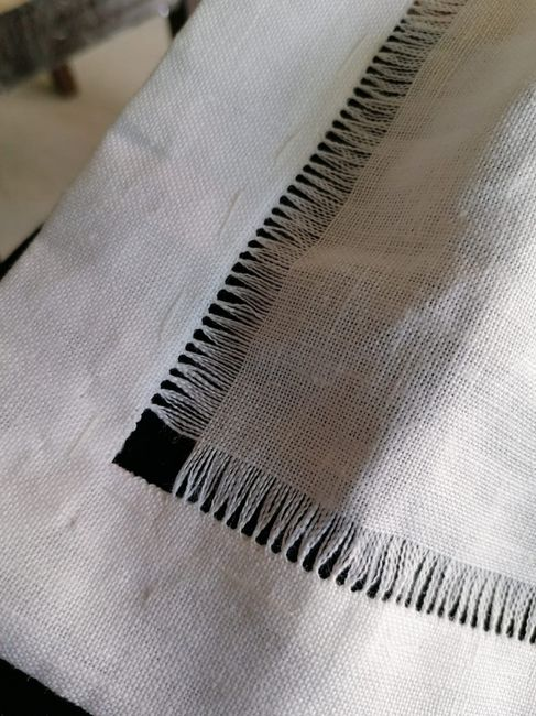 Cuscino portafedi... work in progress 😍 1